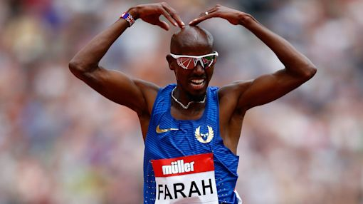 Farah in fine form ahead of Rio
