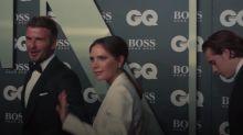David and Victoria Beckham 'contract coronavirus'