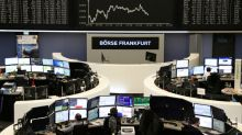 European shares surf to six-week highs on U.S.-China trade progress