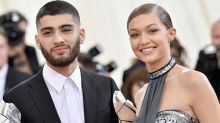 Gigi Hadid's father appears to confirm model has given birth