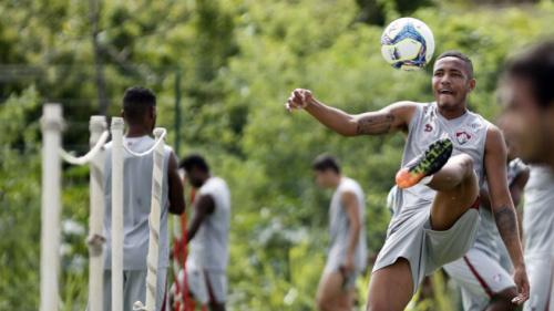 Nogueira ganha chance de ouro na Copa do Brasil: 'Vai dar tudo certo'