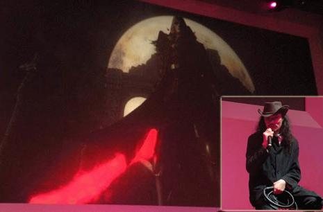 TGS 08: Konami whips out Castlevania for PS3, Xbox 360