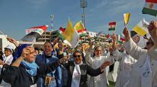En la misa papal en Irak, mascarilla y distanciamiento social, opcional