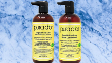 Amazon just slashed the price of this beloved anti-thinning shampoo and conditioner set: 'Changed my life'