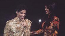 Kim Kardashian Posts Throwback of Awkward Moment Onstage With Prince: 'I Was So Starstruck'