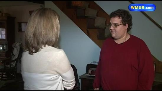 Legally blind man assaulted, robbed in Chester