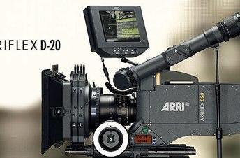 Cypress OSCAR sensor powers ARRIFLEX D-20, ARRISCAN
