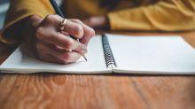 4 razones para no abandonar el hábito de escribir a mano
