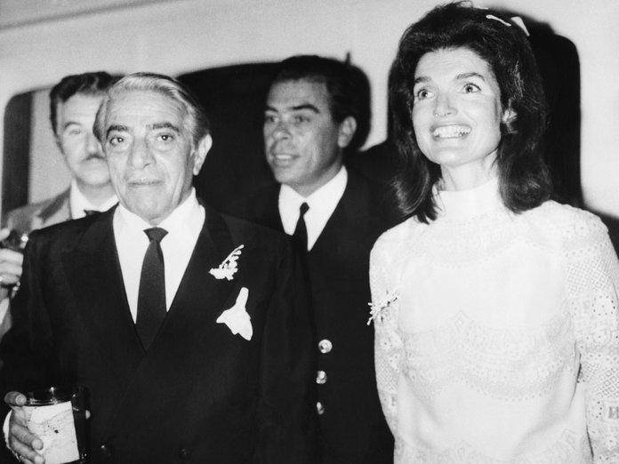 Aristotle Onassis Allegedly