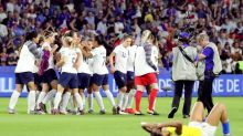 Women's World Cup: France into quarters after dumping out Brazil