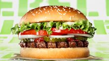 Burger King UK launches plant-based Whopper – but it isn't suitable for vegans or vegetarians