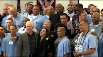 The Last Mile: San Quentin Tech Entrepreneurs Pitch Their Start Ups On Demo Day
