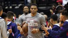 Russell Westbrook joining Rockets teammates in NBA bubble after COVID-19 diagnosis