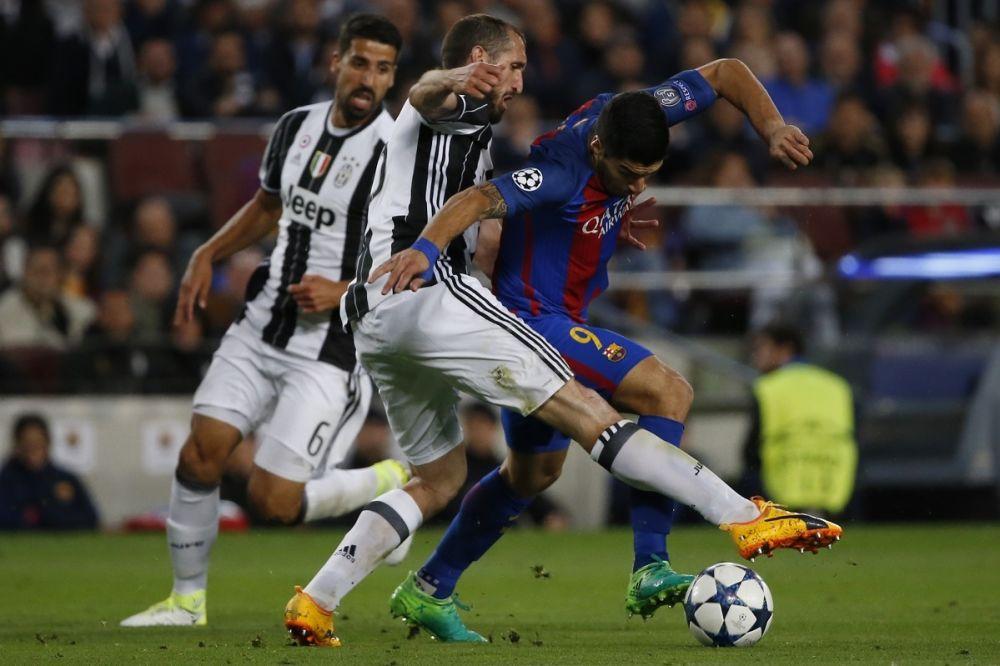 Ligue des champions: la Juve, elle, interdit le miracle pour le Barça