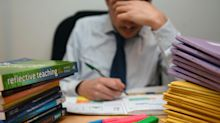 Exodus of male teachers fuelled by 'drop in proportion of white men in class'