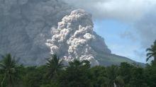 Philippines' Albay volcano may be on verge of massive eruption