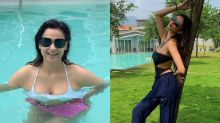 Shweta Tiwari and Daughter Palak Share Sizzling Hot Pics from Their Getaway