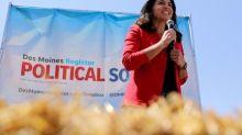 Parade calon presiden Partai Demokrat 2020 berusaha raih momentum di Iowa