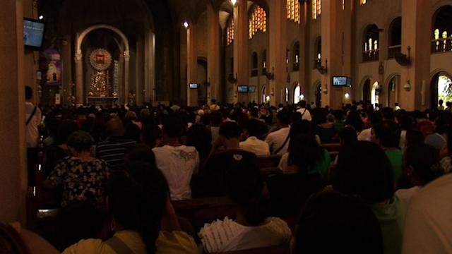 Manila Catholics hope Filipino will be Pope