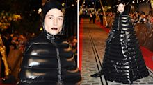 Internet left baffled over Ezra Miller's bizarre 'Fantastic Beasts' premiere outfit