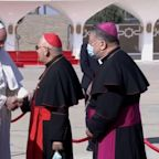 Pope Francis leaves Iraq after four-day visit