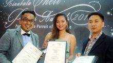 NSTP bags 20 prizes at 2017 Kinabalu Shell Press Awards