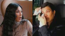 Kim Kardashian blasts 'fake humanitarian' Kourtney during heated exchange