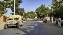 Taliban continue string of Afghan gains