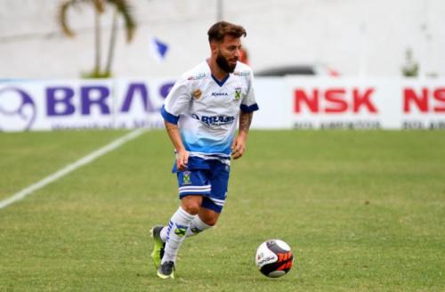 Boa Esporte acerta com Garré, meia destaque do Santo André no Paulistão