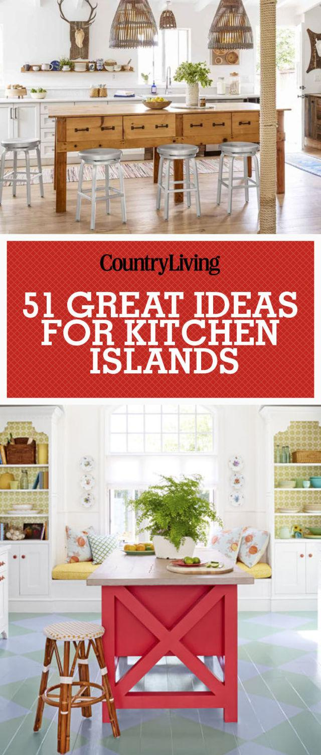 50 great ideas for kitchen islands - Great ideas for kitchen islands ...