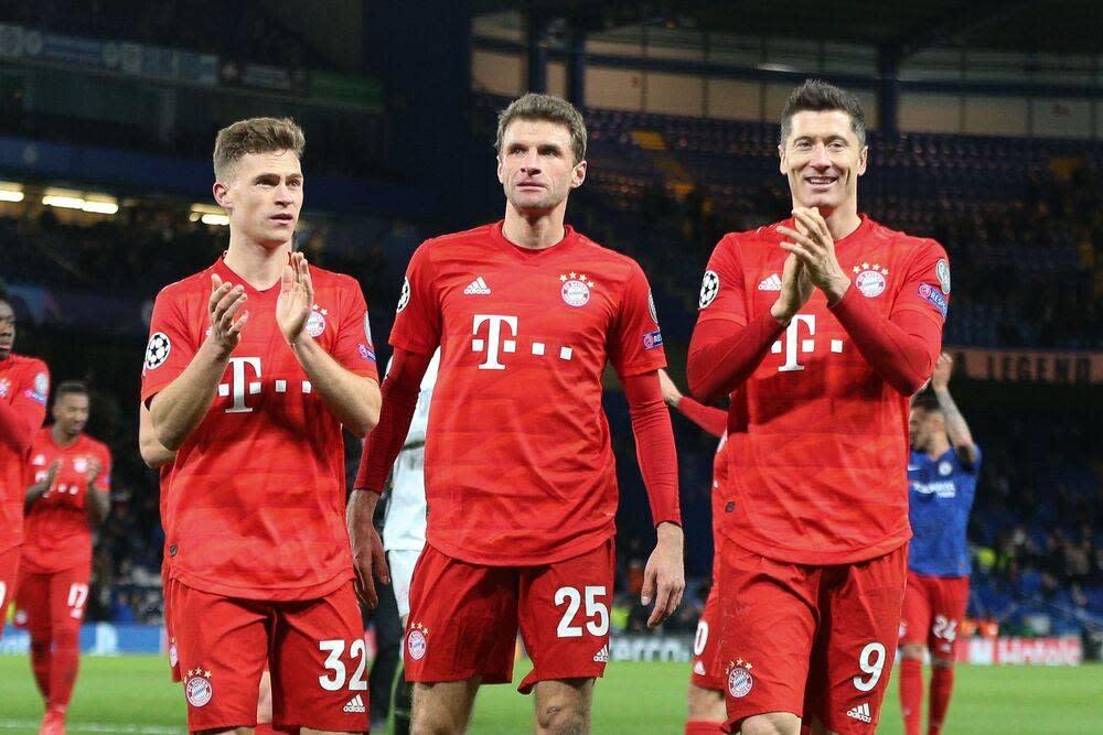 Werde Bayern Fan