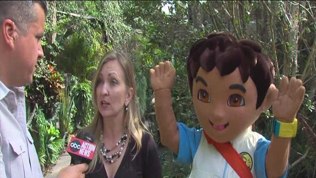 ABC Action News Weekend Edition: DinoQuest at Lowry Park Zoo
