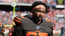Myles Garrett offers to take care of family of 'BBQ Man' David McAtee, who was shot dead by officials in Louisville protests