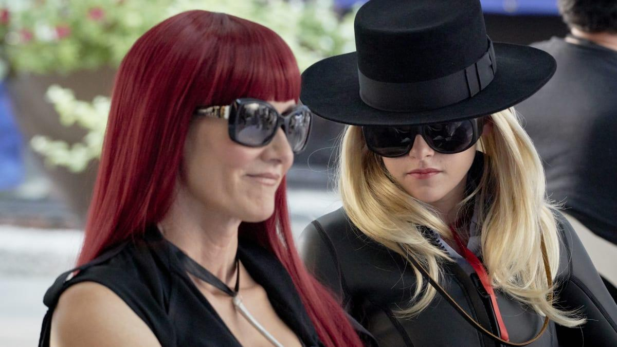 b4e7425870a Kristen Stewart and Laura Dern Wear Early-2000s Costume National and Jean  Paul Gaultier in  J.T. LeRoy