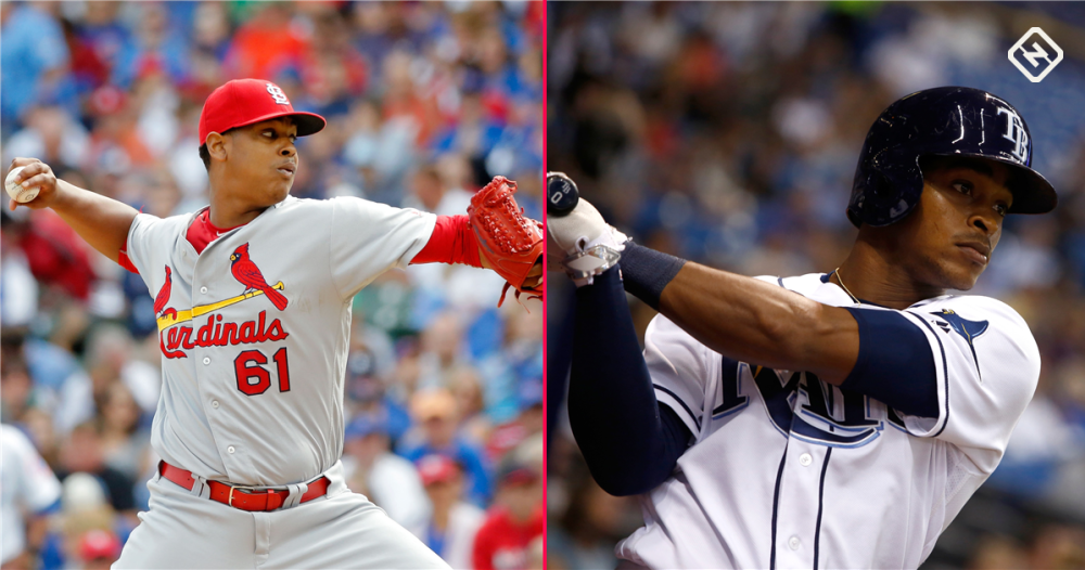 Predicting surprise: Young players who could shine for Cardinals, Rays in 2018