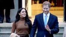 Buckingham Palast: Harry und Meghan verzichten auf königliche Titel