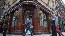 Reopened pubs in England may require drinkers to check in