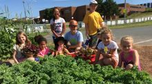 Whitney Pier garden club growing tomorrow's leaders