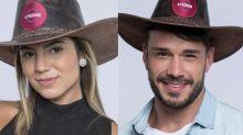 """""""A Fazenda 11"""": votação da roça de Hariany e Lucas é suspensa"""