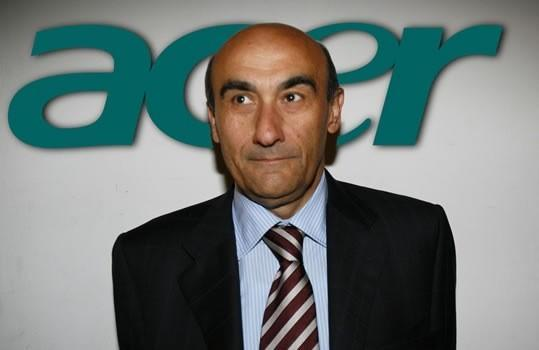 Acer files suit against former CEO Gianfranco Lanci over non-compete breach