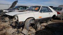 Junkyard Gem: 1979 Ford Mustang Cobra