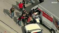 U-Haul driver leads police on chase