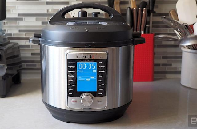 Surprise: The Instant Pot is discounted for Black Friday (again)