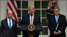 Medien: Trump plant Rauswurf von Handelsminister Wilbur Ross