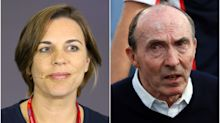 Sir Frank Williams to leave Williams Racing along with daughter Claire