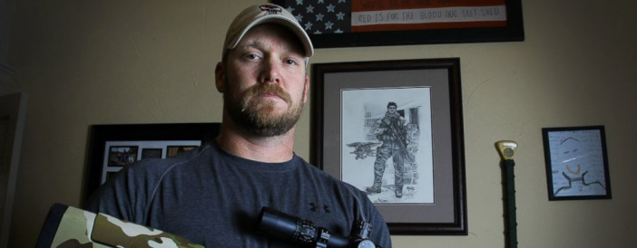 'American Sniper' Chris Kyle exaggerated medal count, records reveal