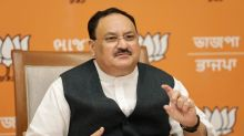 Calling GHMC Polls Gully Elections Disrespect to Hyderabad: JP Nadda Hits Back at TRS