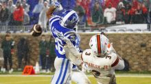 Duke cornerback Michael Carter II could add versatility to the Chiefs