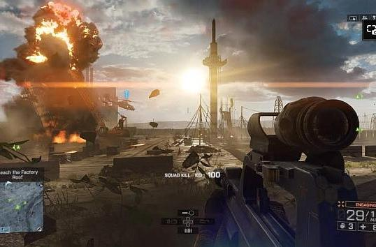 From Battlefield to Mass Effect: How one engine is shaping the future of EA Games