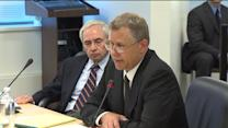 Former Metra boss Alex Clifford to explain his ouster